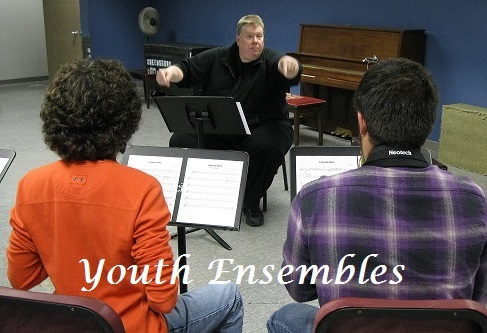 Spring 2014 Youth Ensembles TMC