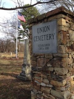 Union Cemetery Gate