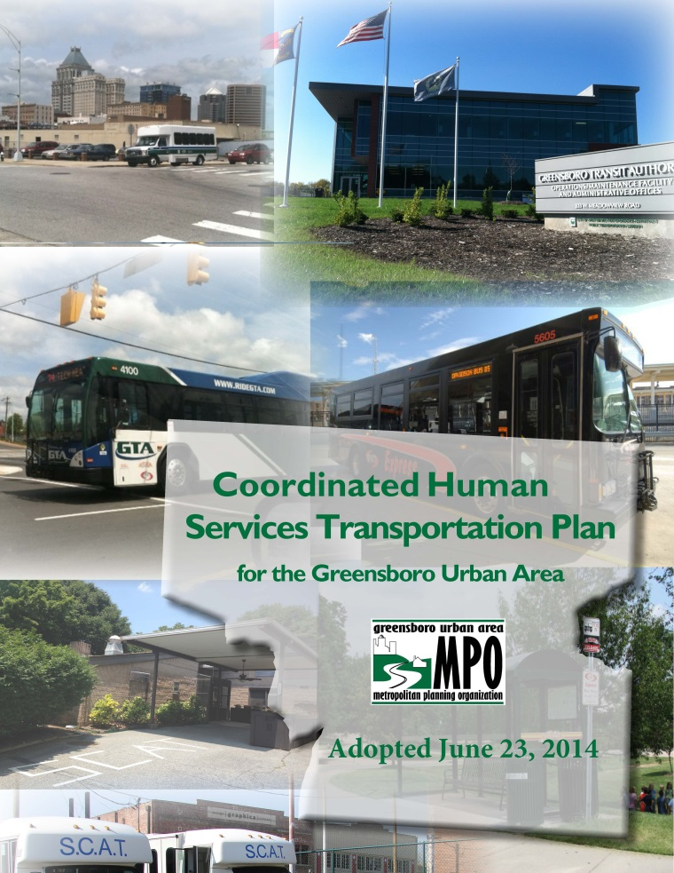 2014 Coordinated Plan Update Cover