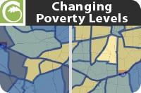GIS Map Thumbnail - Poverty