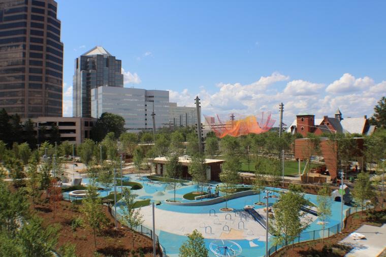 LeBauer Park overview