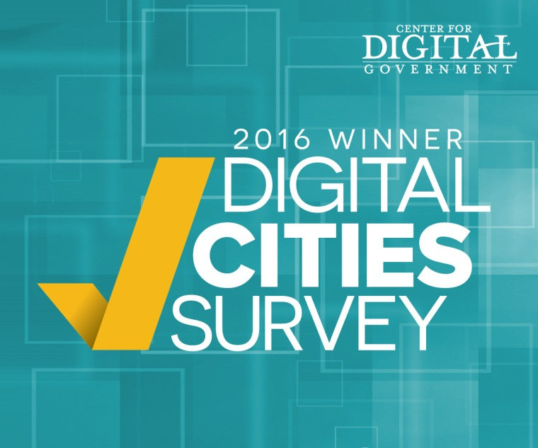Digital Cities Award Winner 2016