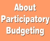 Click her to read about participatory budgeting
