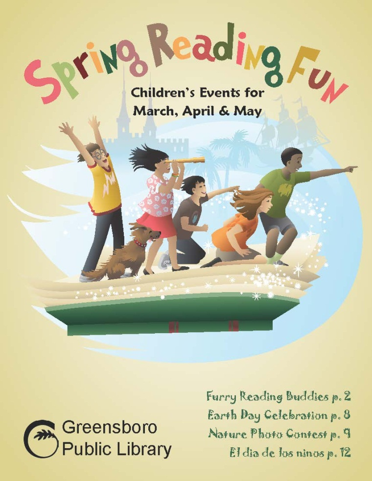 childrens spring 2017 cover