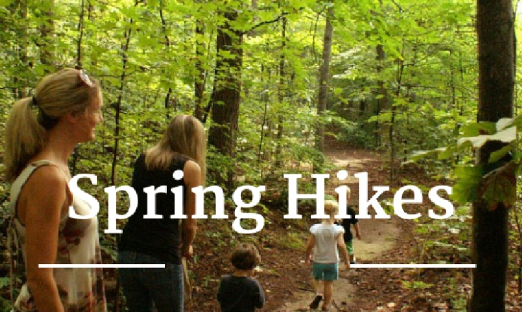spring hikes