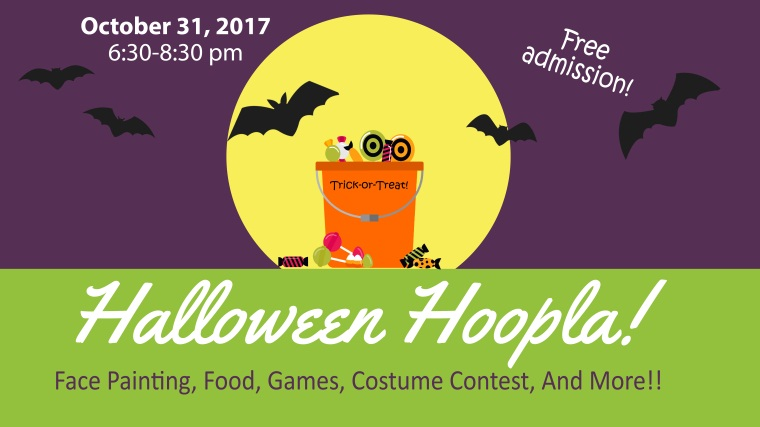 Halloween Hoopla Event