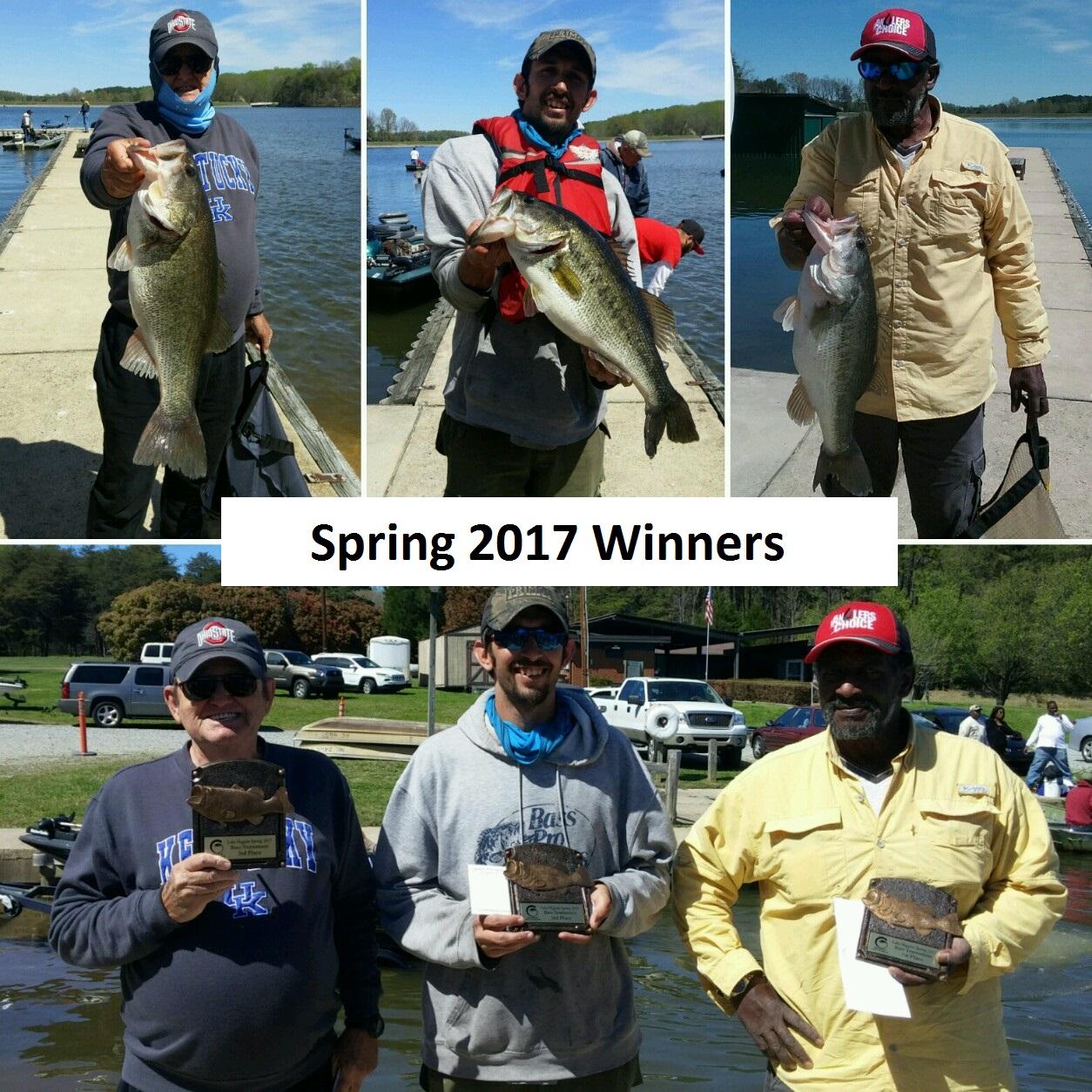 spring 2017 winners