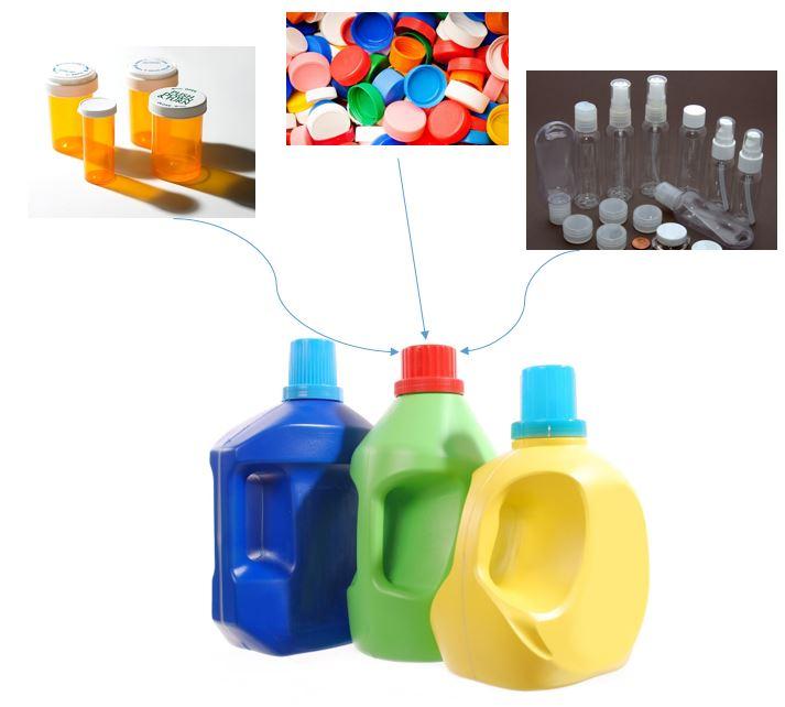 Plastic_Small Stuff inside Laundry Detergent Bottle