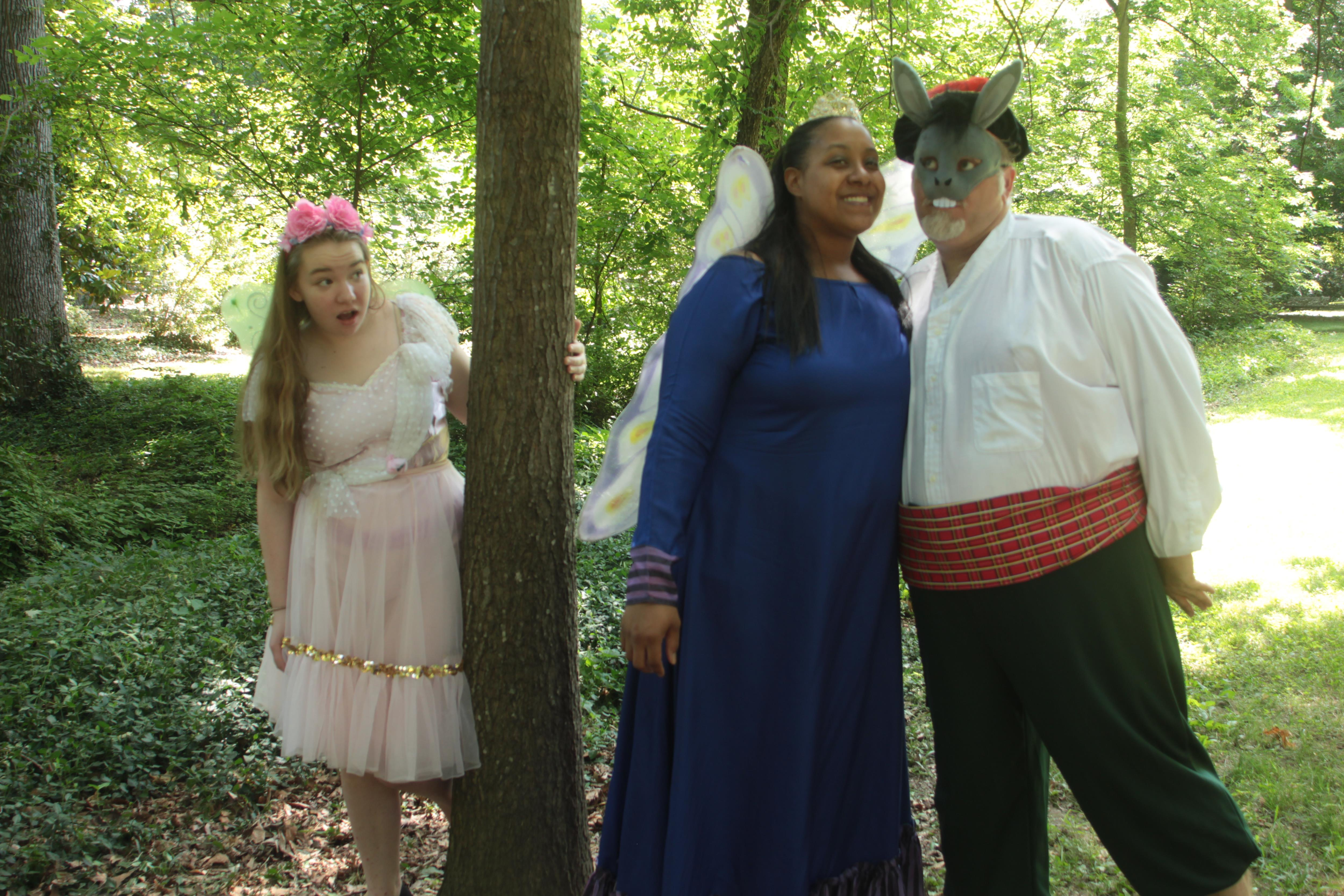 A Midsummer Night's Dream Premiers July 13