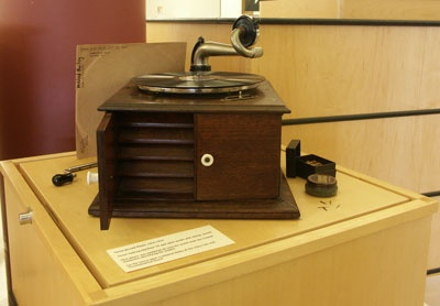 Victor Record Player