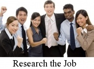 research jobs and careers