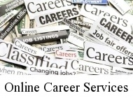 online library career resources