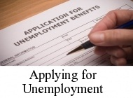 Applying for Unemployment