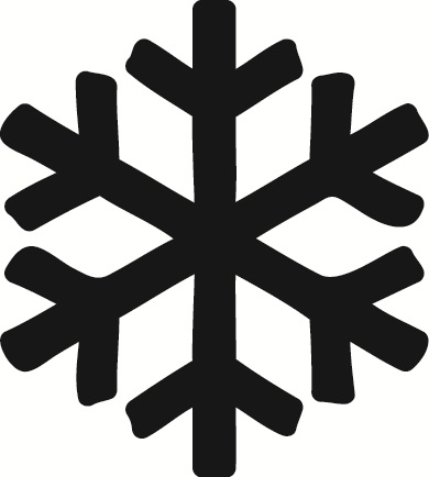 Snow Route Icon