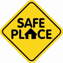 Official Safe Place Sign
