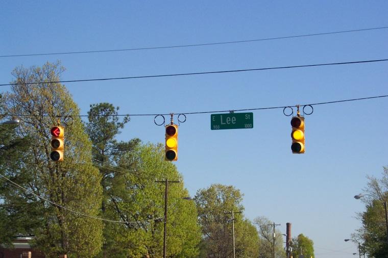 traffic signals greensboro nc