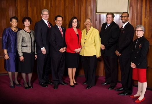 2013 Council Group Photo