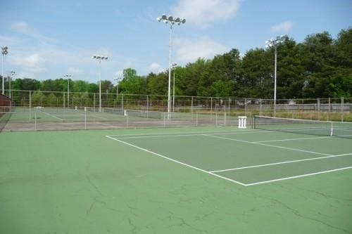 Hester Tennis Courts