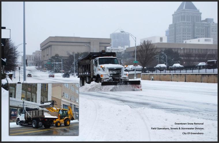 Snow Removal | Greensboro, NC