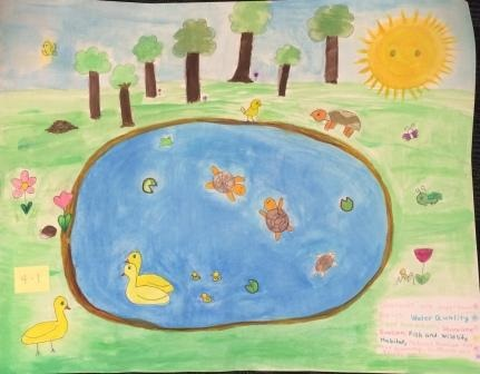 2015 HM Prize 4th Grade Poster Winner