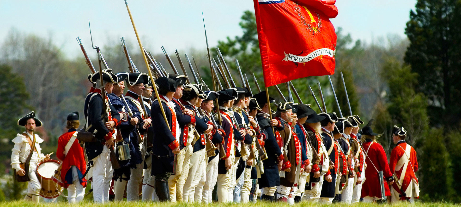 Battle of Guilford Courthouse | Greensboro, NC