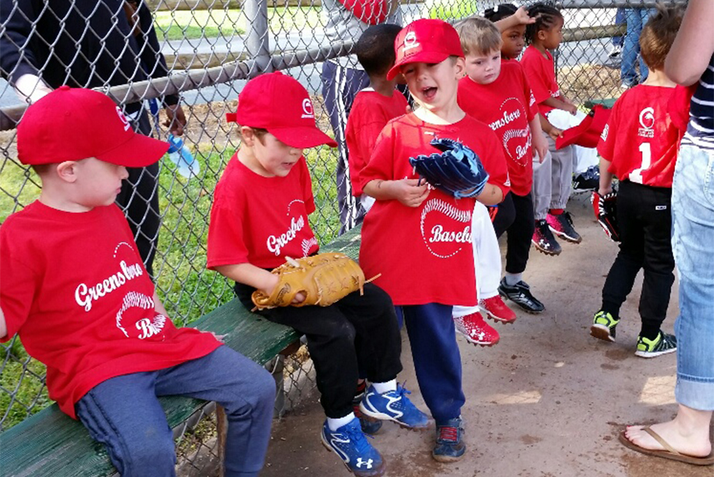 Youth Baseball Registration Now Underway