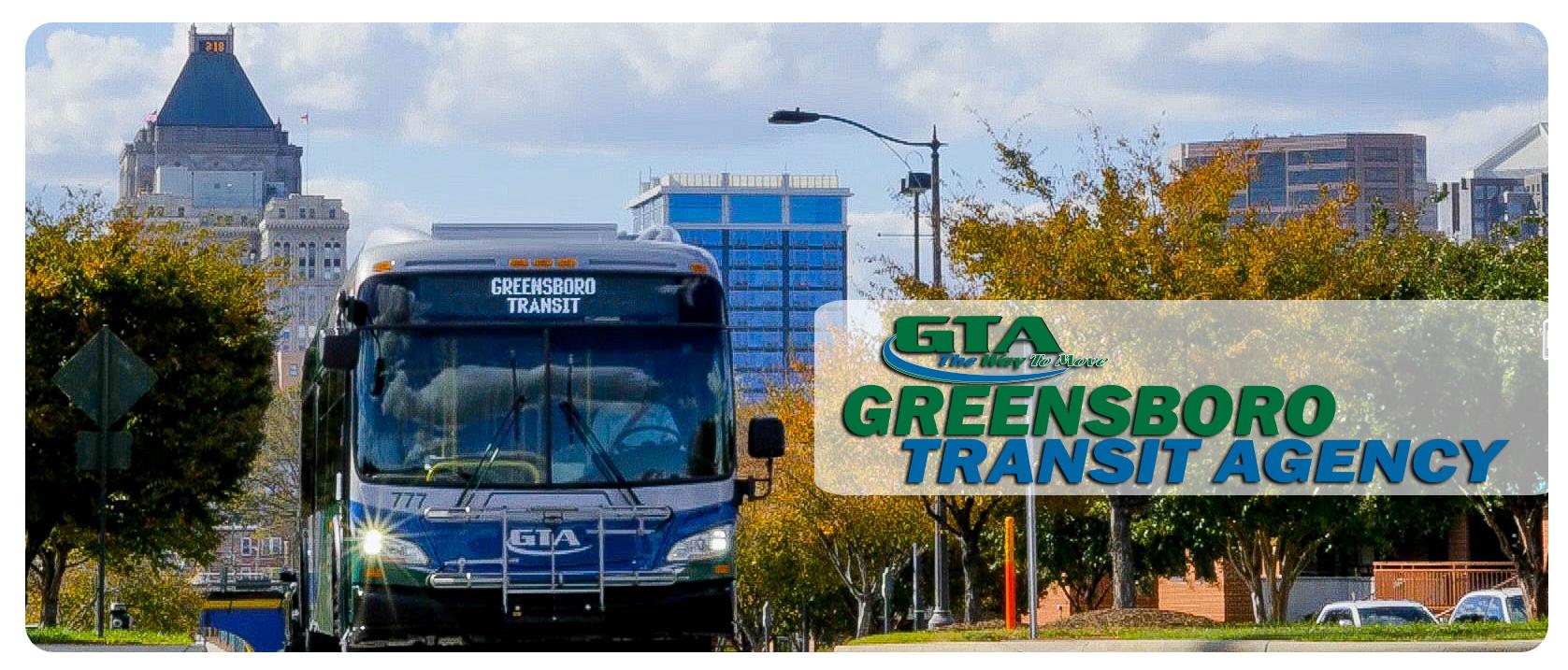 Public Transportation/GTA | Greensboro, NC