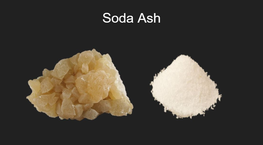 Glass ingredients_soda ash