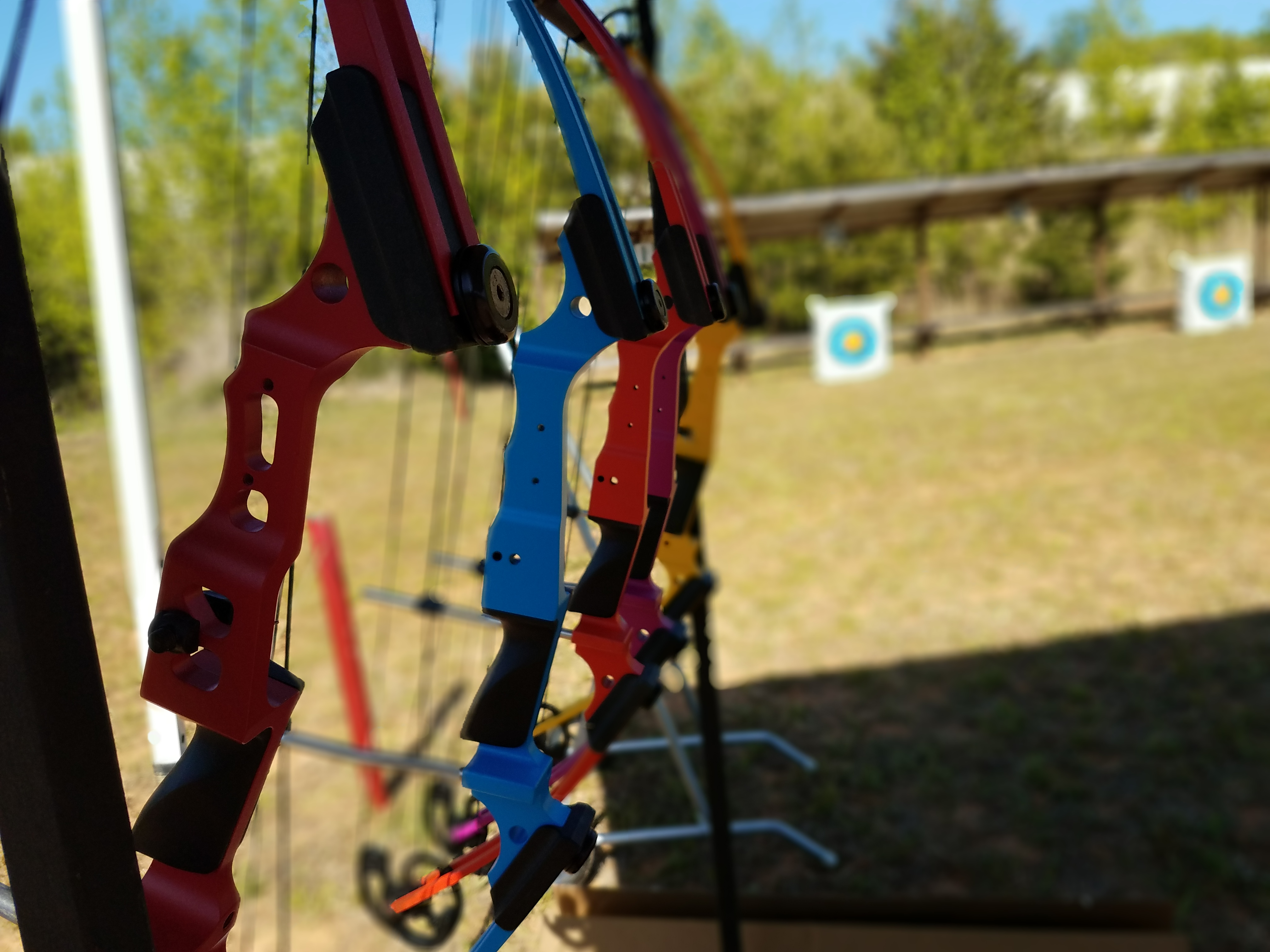 Hester Park Archery Range Now Open