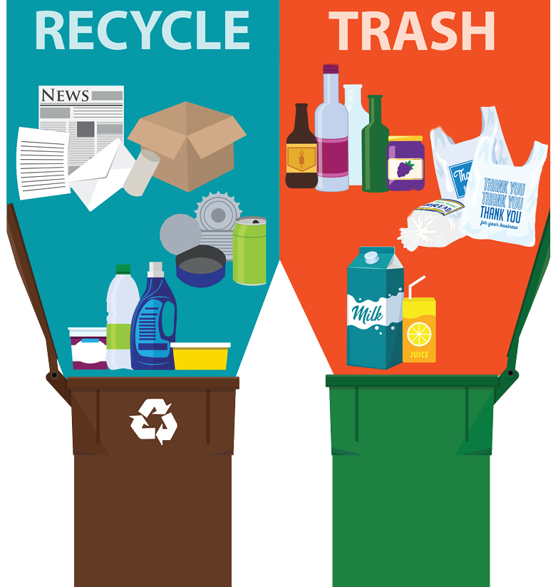 recycling reboot spotlight graphic