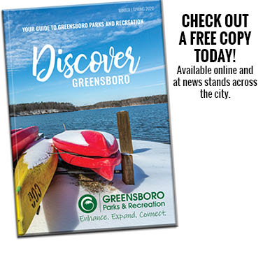 Discover Greensboro Spotlight image