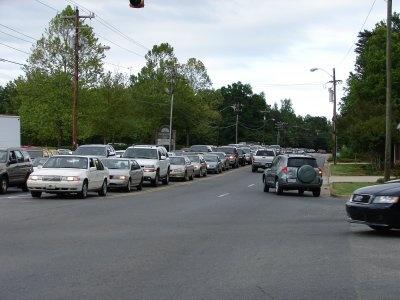 Traffic Volumes Greensboro Nc