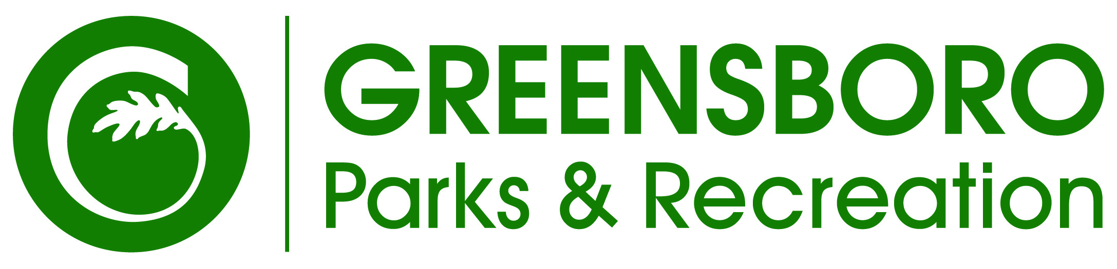 Greensboro Parks and Recreation logo