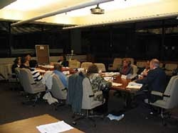 Community Resource Board Meeting