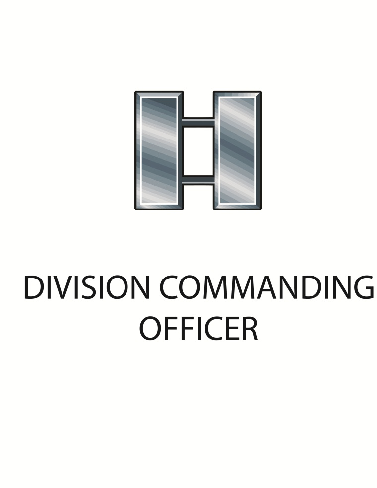 Division Commanding Officer