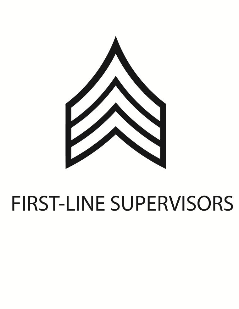 First-Line Supervisor