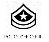 PTO Police Officer III